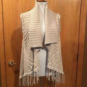 August Silk vest